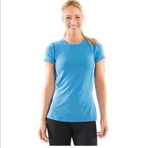 Moving Comfort   Endurance Tee Short Sleeve SZ M